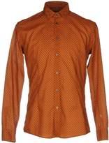 Grey Daniele Alessandrini Shirts - Item 38665288