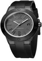 Bulgari Diagono Magnesium Automatic Date Mens Watch DG41C14SMCVD