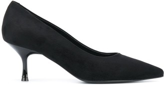 Pollini Pointed Low-Heel Pumps