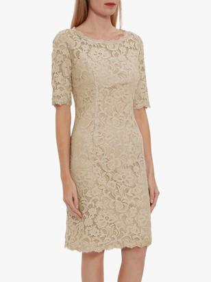 Gina Bacconi Selina Scallop Lace Dress