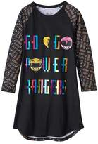 "Intimo Girls 4-12 Power Ranger ""Go Go Power Rangers"" Nightgown"