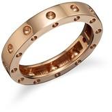 Roberto Coin 18K Rose Gold Pois Moi Round Ring