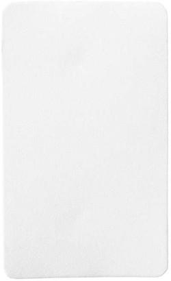 Joe Fresh Toddler Girls Classic Tights, White (Size 3-5)