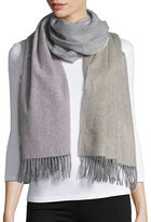 Lord & Taylor Cashmere Wrap Scarf