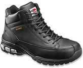 Avenger Safety Footwear Men's 7248 Leather WP Comp Toe with Air Cushioning