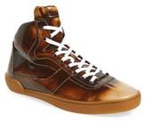 Bally Men's Eroy High Top Sneaker
