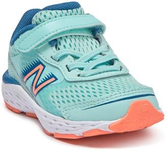 New Balance 680v6 Sneaker (Baby & Toddler)