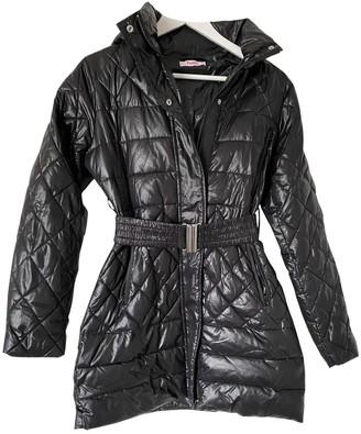 Blumarine Black Coat for Women
