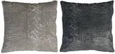 A&B Home 18 x 18 Pillow - Set of 2