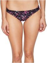 Speedo Print Bikini Bottom Women's Swimwear