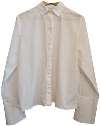 Lala Berlin White Cotton Tops