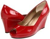 VANELi Brunella (Red Smack Metallic Patent) - Footwear