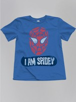 Junk Food Clothing Kids Boys I Am Spidey Tee-lib-l