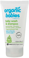 Green People No Scent Baby Wash & Shampoo (150ml)