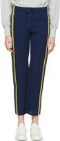 Etoile Isabel Marant Blue Side Stripe Dobbs Lounge Pants