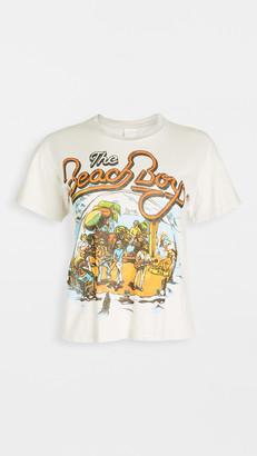 MadeWorn Beach Boys Crop Tee