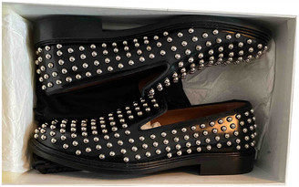 Givenchy Metallic Patent leather Flats