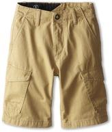 Volcom Fieldstone Cargo Short (Big Kids)