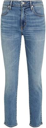 SLVRLAKE Lou Lou High-Rise Jeans