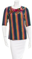 Figue Cleo Gypsy Stripe Top w/ Tags
