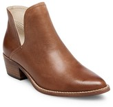 SoHo Cobbler Women's Soho Cobbler Daedrmr Side Notch Leather Booties