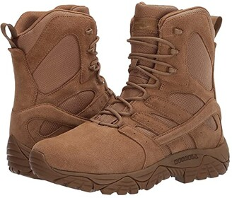 Merrell Work Moab 2 Defense (Coyote) Men's Shoes