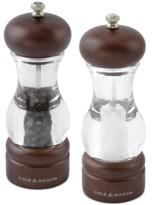 Cole & Mason Forest Salt & Pepper Grinder Set