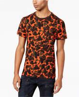 G Star Men's Stalt RDSS Tador Camouflage-Print T-Shirt