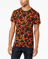G Star RAW Men's Stalt RDSS Tador Camouflage-Print T-Shirt