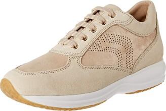 Geox Women's D Happy B Low-Top Sneakers