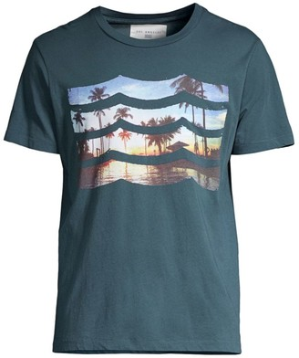 Sol Angeles Sun Soaked Waves Graphic T-Shirt