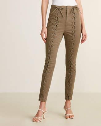 A.L.C. Sage Kingsley Lace-Up Pants