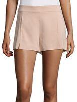 Ramy Brook Adele Stretch Crepe Shorts
