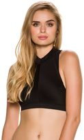 RVCA Ribbed Crop Bikini Top