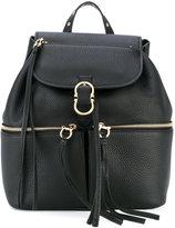 Salvatore Ferragamo 'Carol' backpack - women - Calf Leather - One Size