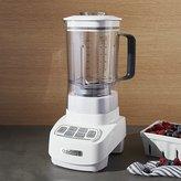 Crate & Barrel Cuisinart ® Velocity White/Stainless Steel Blender