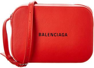 Balenciaga Everyday Small Leather Camera Bag