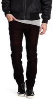 True Religion Rocco Relaxed Skinny Moto Pant