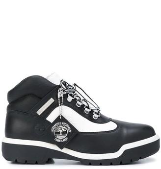 Timberland Mastermind World x bi-colour boots