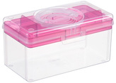 Container Store Mini Hobby Box with Pink Tray