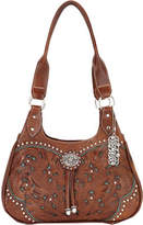 American West Lady Lace 3-Compartment Scoop Tote (Women's)