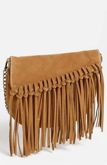 BP Fringe Knot Crossbody Bag (Juniors)
