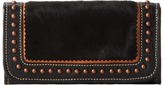 American West Tulsa Twilight Ladies Tri-Fold Wallet Wallet Handbags