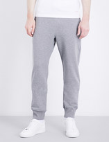 Paul Smith Mens Grey Embroidered Bottoms