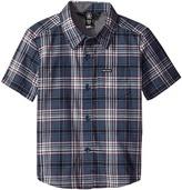 Volcom Kane Short Sleeve Shirt (Toddler/Little Kids)