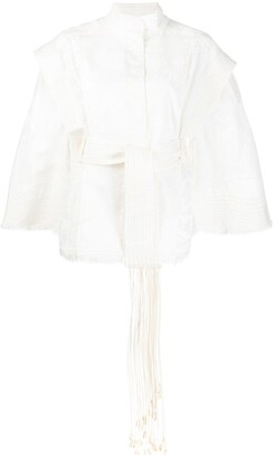Zimmermann Brightside kimono jacket