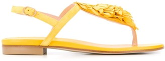 Stuart Weitzman Devorah embellished sandals