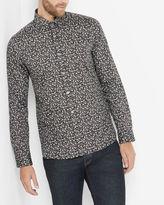 WAYTOGO Paisley print cotton shirt