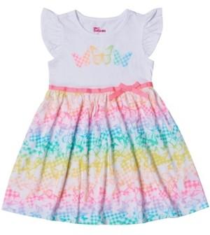 Epic Threads Toddler Girls Short Sleeve Tutu Dress