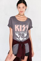Junk Food Clothing Shirttail Band Tee